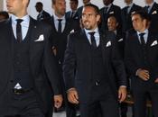 Bayern Munich joue Suits Giorgio Armani