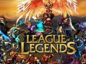 Warrior, inédit d'Imagine Dragons pour League Legend