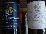 Vignobles Lapeyronie Castillon-Côtes Bordeaux Fpnt 2010 Château 2011