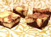 Cheesy brownie