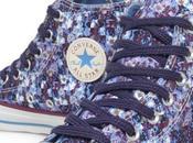 Converse Liberty Purple Floral Print
