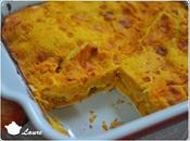 Lasagnes light potimarron fromage blanc