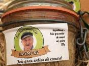 Foie gras marché raymond