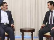 SYRIE ETATS-UNIS: président syrien Bachar al-Assad dénonce objectifs cachés