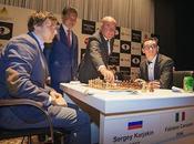 Échecs Grand Prix Bakou
