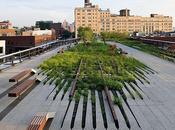 Ouverture aujourd'hui York d'un nouveau tronçon High Line