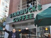 Depuis ans, visite tous Starbucks planète