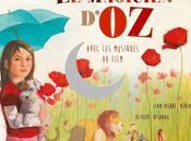 magicien d'Oz chez Didier Jeunesse