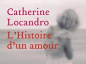 Catherine Locandro revient livre L'histoire d'un amour, paru chez