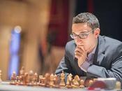 Échecs Caruana rate Gelfand
