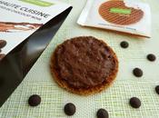 gaufrette caramel nappée chocolat seulement calories