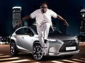Lexus dessiné WILL.I.AM
