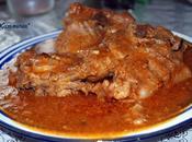 vraie recette kamounia Egyptienne