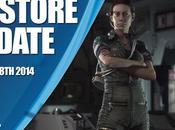 Mise jour PlayStation Store octobre 2014