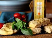 foccacia l'huile d'olive avec) Gontran Cherrier