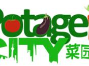 Bienvenue Potager City, nouveau projet collaboratif tendance Shanghai