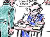 Caricature Eric Zemmour