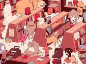 Espoirs déboires d'une aspirante libraire