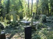 cimetière Highgate Londres