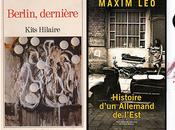 Sélection livres Berlin l'époque