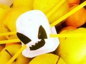 Araignée d'Halloween (activité enfant)