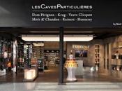 Moët Hennessy ouvre premier flagship l'Aéroport Roissy Charles Gaulle