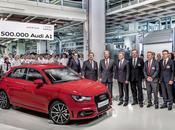 Vedett, 000ème Audi produite