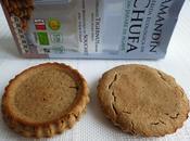 mini-cakes diététiques souchet protéines (sans gluten, sans oeufs sucre beurre)