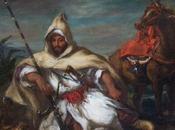 Objets dans peinture, souvenir Maroc, Musée Delacroix