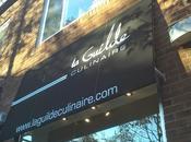 Salade d'endives bleu crumble gaufrettes beurre @ChefGarnierJ