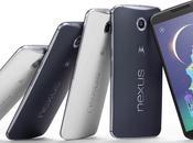 Nexus dévoilé officiellement, conçu Motorola