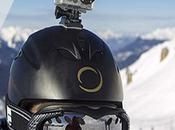 Schumacher entraîne dans chute l'action GoPro