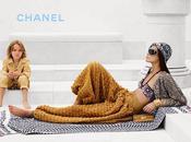 Joan Smalls Hudson Kroenig stars dernière campagne Chanel croisière...