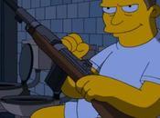 Simpson rendent hommage Stanley Kubrick