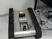 Grâce système reconnaissance, robots viennent secours humains