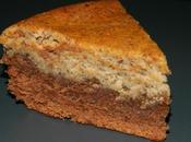 Gâteau chocolat fondant amandes noisettes