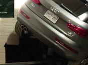 Garer Audi comme boss