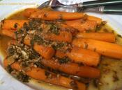 Salade Carottes Marocaine