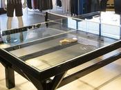 Quand table Ping Pong devient objet déco
