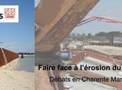 Vendredi novembre Rochelle, rédaction Ouest organise débat thème Littoral Faire face l'érosion littorale