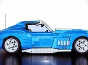 Projet LEGO Corvette Chevrolet besoin votre soutien
