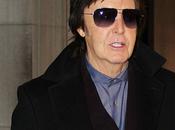 Paul McCartney quelques moments détente