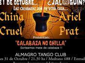 Halloween avec Ariel Prat China Cruel gagne maté coloquinte l'affiche]