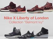 Nike Liberty London Collection Belmont Automne Hiver 2014