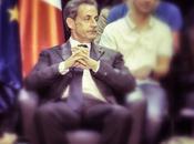 Sarkozy tweets, soir Marseille.