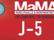 Festival MaMa Event, jour Paris, octobre 2014