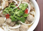 Boulettes boeuf vietnamiennes viên)