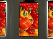 écrans pour mobiles encadrements mini, masse!