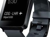 Test montre connectée Watch W100