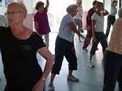 Gymnastique entretien personnes agees